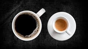 Americano drip coffee vs. Espresso?